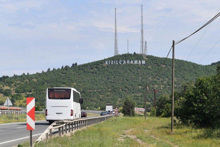 """Renkli kent Ankara'da """"Kent Gezileri"""" başladı"""