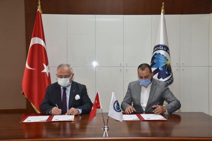 KMÜ ile Türk Kızılayı arasında iş birliği protokolü