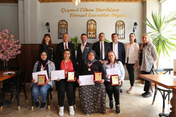 Sivrihisar Belediyesi kadın girişimcileri eğitimlerle destekliyor