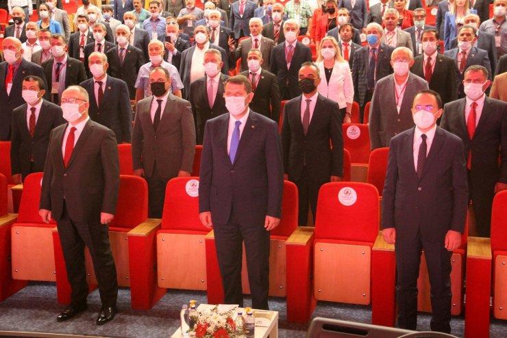 Türkiye Muhtarlar Konfederasyonu Sivas'ta bir araya geldi
