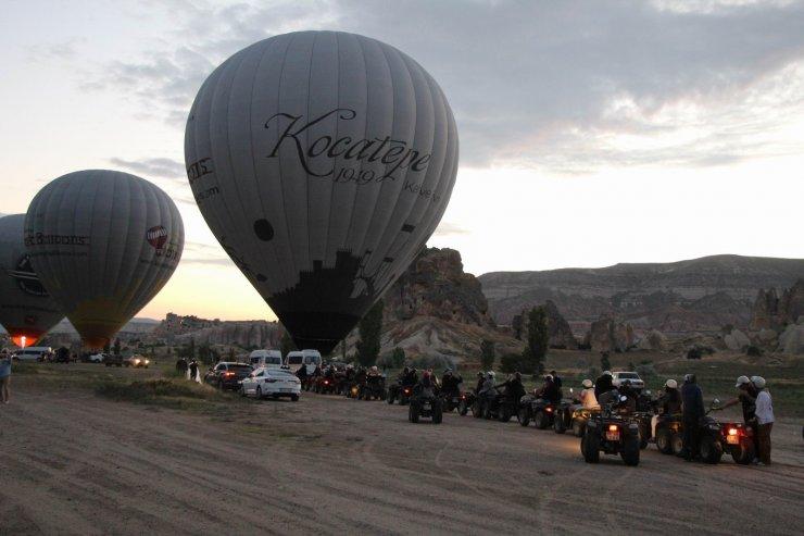 Kapadokya bölgesi Ağustos ayında yüzde 75 doluluk bekliyor