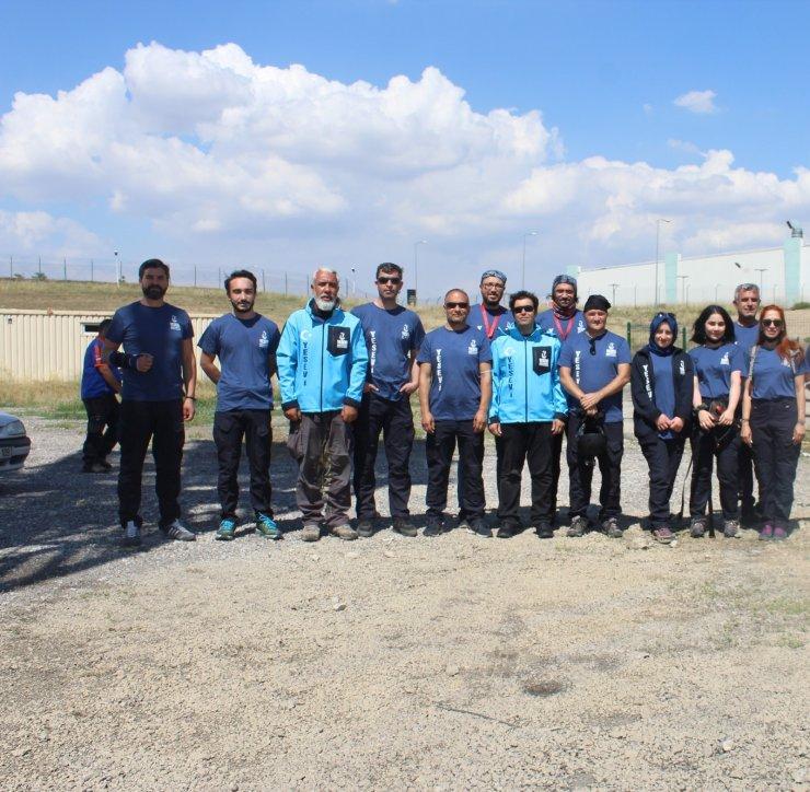 AFAD'ta kurtarma gönüllülerine zorlu eğitim