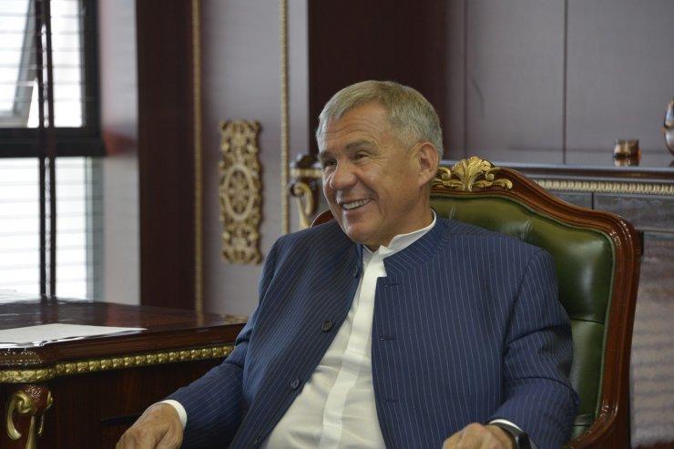 Tataristan ile otomotivde işbirliği