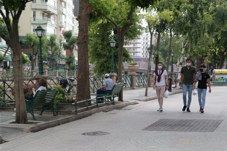 Eskişehir'de yaz mevsimi kendini gösterdi