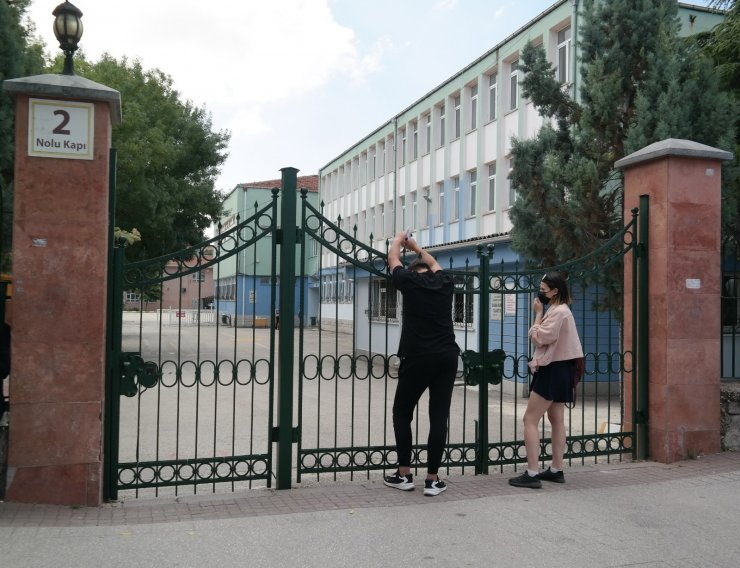YKS heyecanı bazı öğrenciler için başlamadan bitti