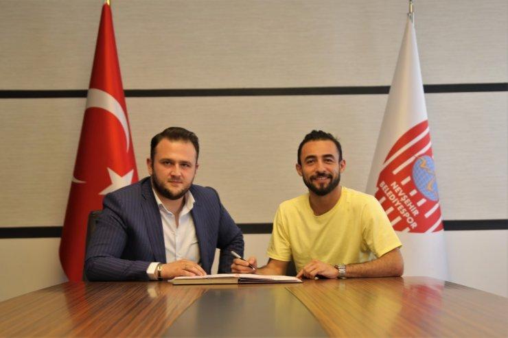 Nevşehir Belediyespor ilk transferini yaptı