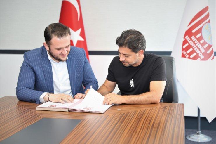 Nevşehir Belediyespor, Teknik Direktör Yusuf Tokaç ile anlaştı