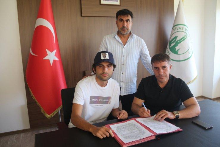 Barış Sağır, Sivas Belediyespor'a transfer oldu