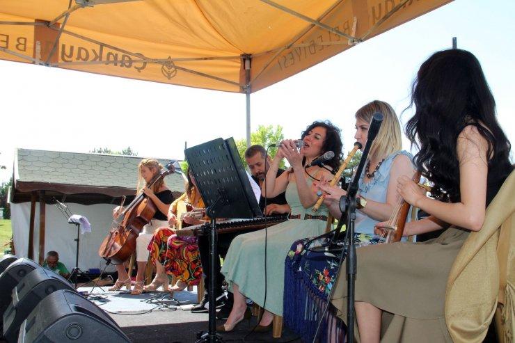 Çankaya Belediyesinden kadınlara ve müzisyenlere pandemi desteği