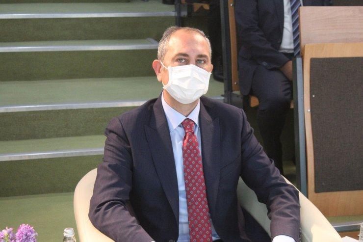 Bakan Gül, dedesi Mehmet Emin Er'in anıldığı sempozyuma katıldı