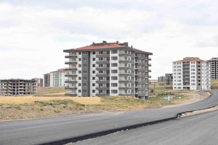 Başkentte 25 bin konutlu mahallenin altyapı sorununu çözmek için çalışmalar devam ediyor