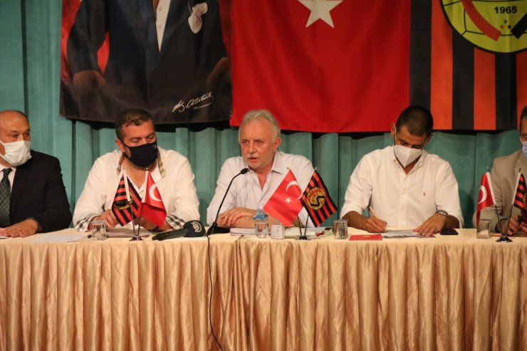Eskişehirspor kongresinde Trabzonspor'a sitem