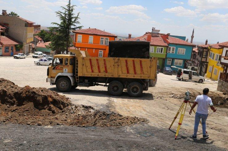 """Sivrihisar'a """"Kültür ve Sanat Meydanı"""" yapılıyor"""