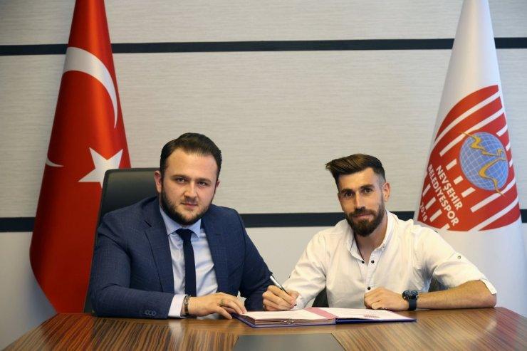Nevşehir Belediyespor, Yalovaspor'dan Cemal Doğu'yu transfer etti