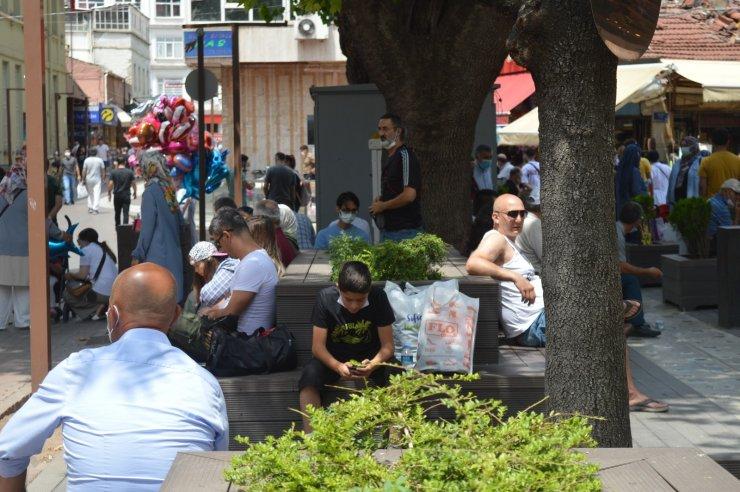 Eskişehir bayram sessizliğini bozdu
