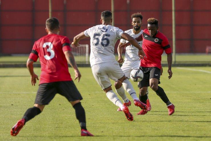 Hazırlık maçı: Gençlerbirliği: 0 - Fenerbahçe: 4