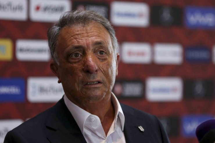 """Beşiktaş Başkanı Ahmet Nur Çebi: """"Yayıncı kuruluşlarla ihaleyi yapan kulüplerin bir araya geldiği bir anonim şirket kurmayı düşündük"""""""