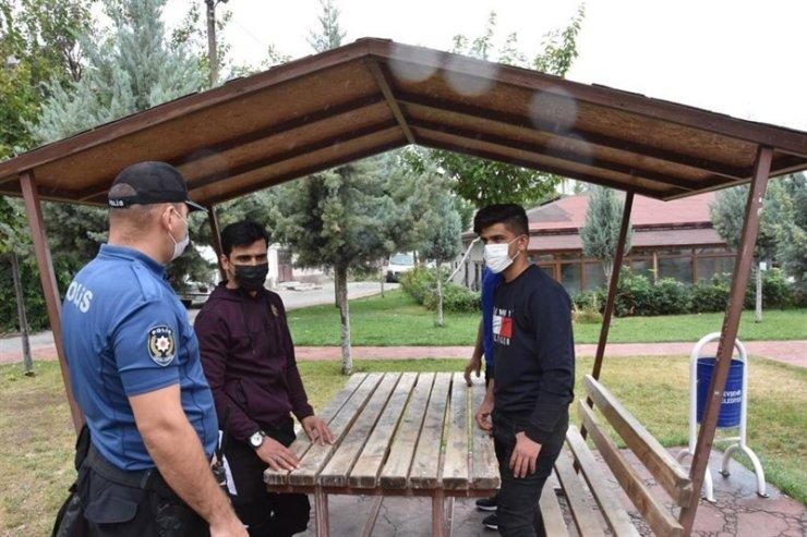 İçişleri Bakanlığı koordinesinde güvenli eğitim uygulaması gerçekleştirildi