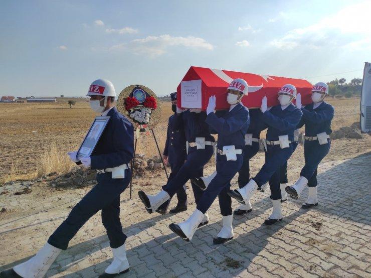 Kıbrıs Gazisi Gülkan'a son görev