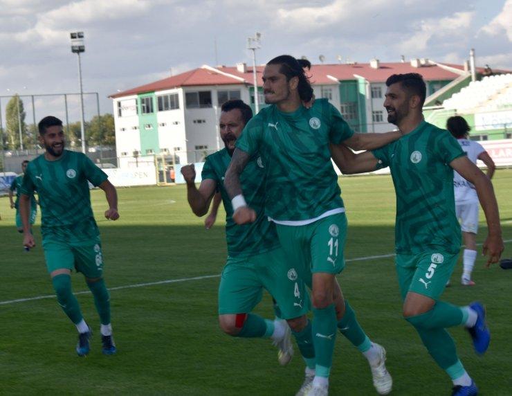 TFF 2. Lig: Sivas Belediyespor: 4 - Kahramanmaraşspor: 0