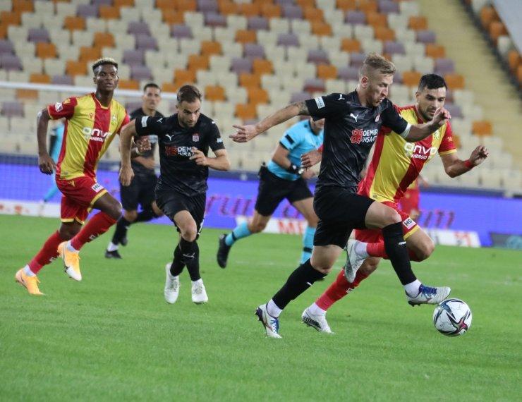 Sivasspor İlk Kez Gol Yemedi