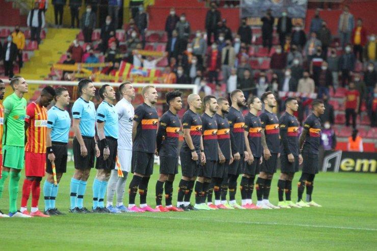Süper Lig: Kayserispor: 0 - Galatasaray: 0 (maç Devam Ediyor)