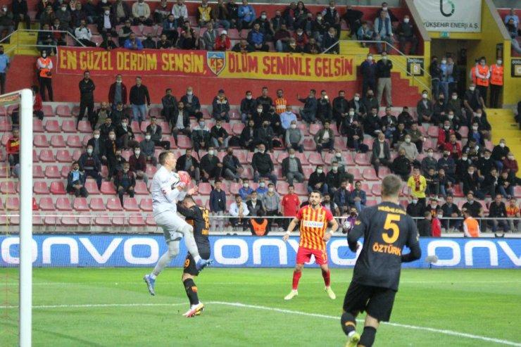 Süper Lig: Kayserispor: 3 - Galatasaray: 0 (maç Sonucu)