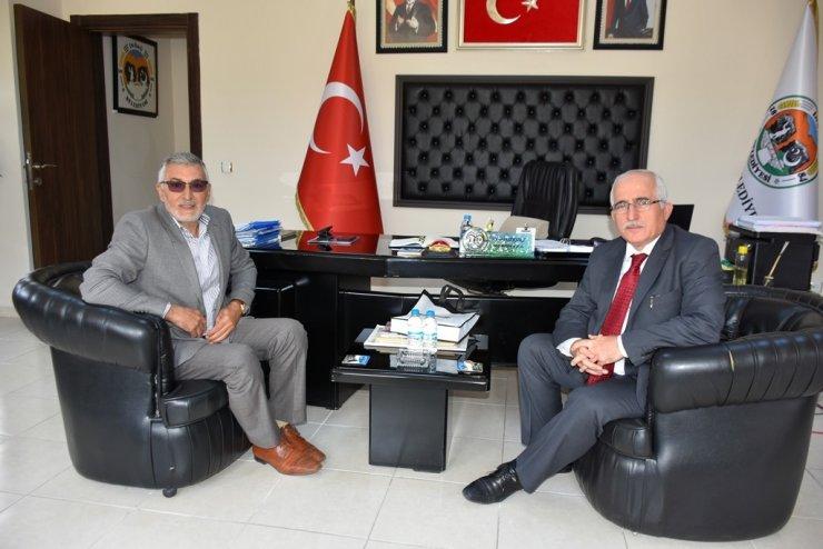 Güngör Azim Tuna'dan Bozkurt'a Ziyaret