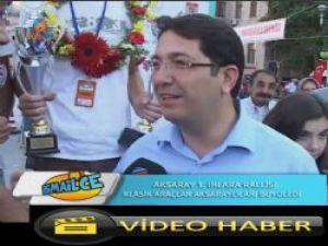 Kon Tv'nin Klasik Otomobillerin Kalbi Aksaray'da Attı Yayını