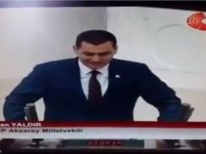MHP Aksaray Milletvekili Turan Yaldır'ın Vekillik Yemini